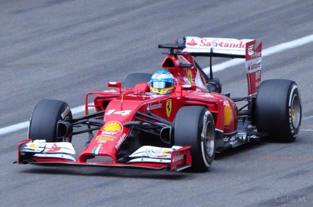 F1 2014 - Ferrari F. Alonso