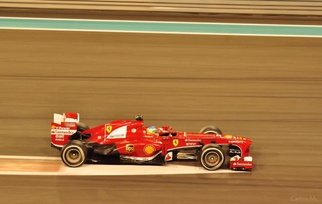 Ferrari 2013 - F. Alonso