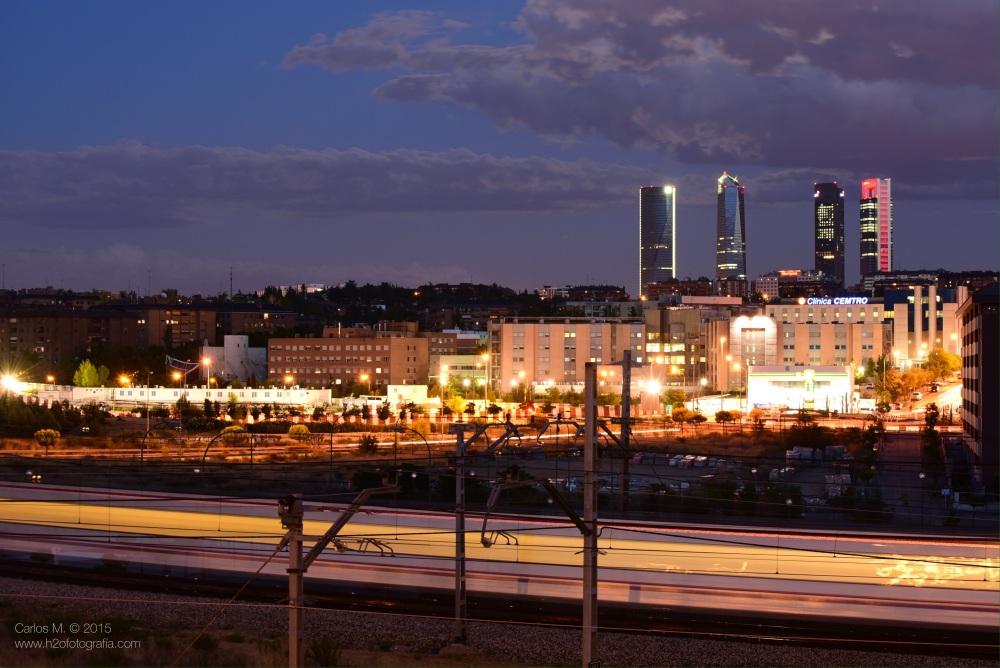 Madrid y las 4 Torres (3/6)